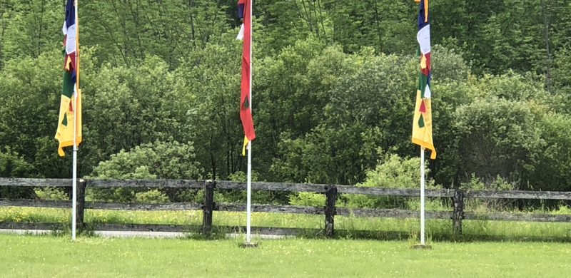 Gomde Flags